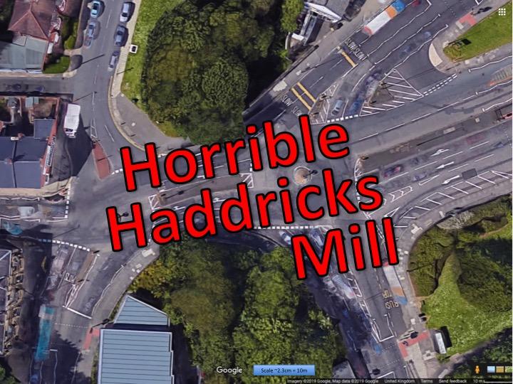 Horrible Haddricks Mill