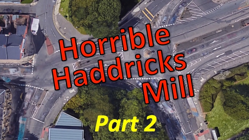 Haddricks Mill - Part 2 title image