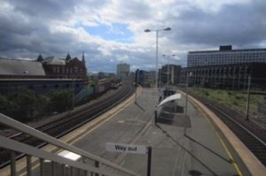 Picture of Manors Station