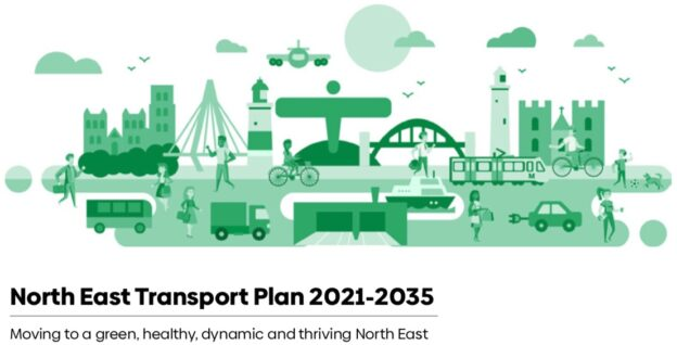 Title picture transport plan 2021-2035