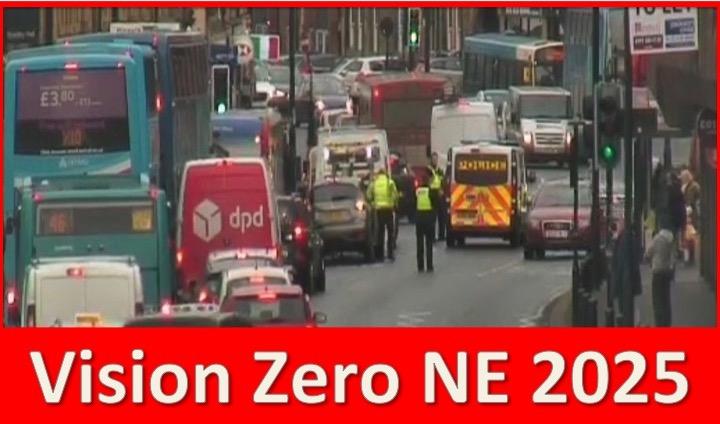 Vision Zero NE 2025
